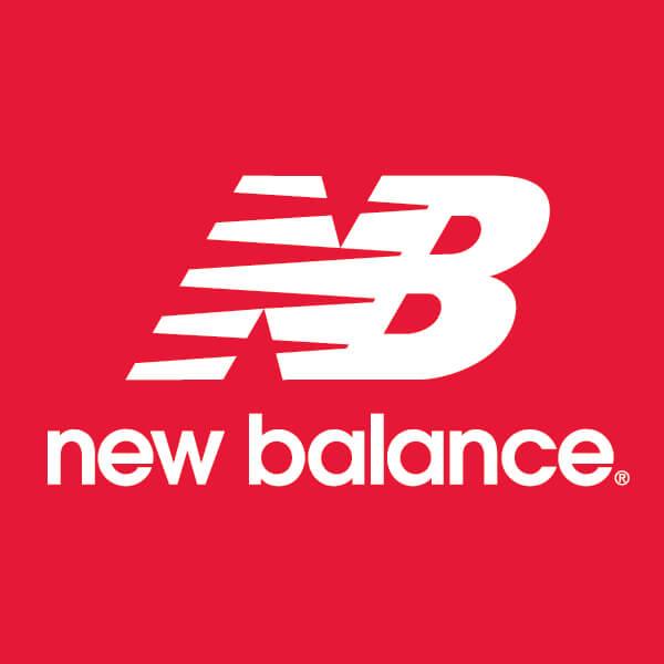 NB Stckd logo White on Red