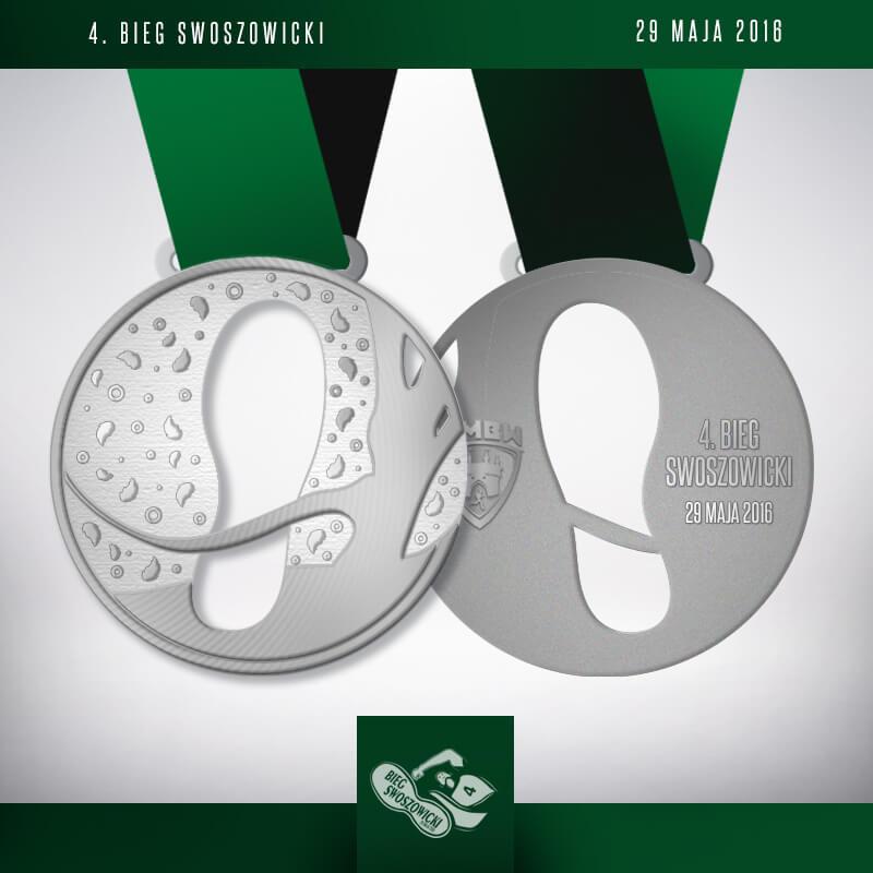 4BS medal wizualizacja