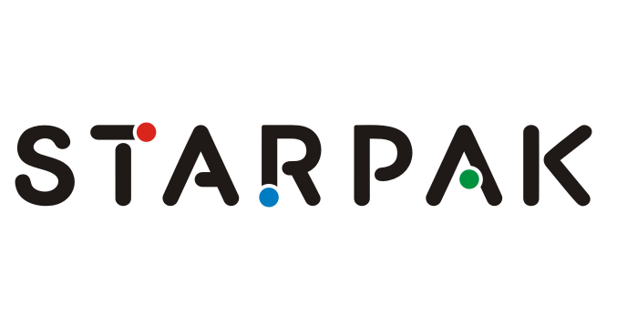 Starpack logo