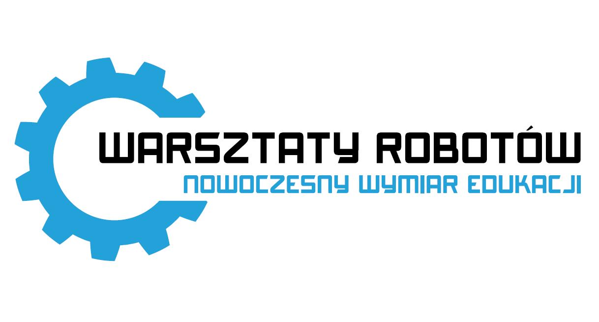 warsztaty robotów logo