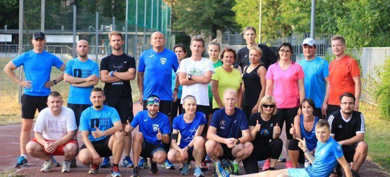 Ogólnodostępne treningi biegowe