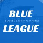 Logotyp zawodów Blue League