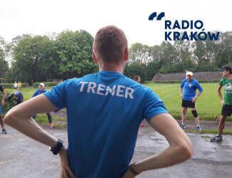 """Na antenie Radia Kraków o treningach biegowych ITMBW """"To niepowtarzalna okazja, aby bezpłatnie podnosić swoje umiejętności. Treningi są bowiem dofinansowywane przez gminę Kraków."""""""
