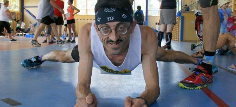 Czy ktoś nie zna Bogusia Opryszka? Historia prawdziwa najbardziej rozpoznawalnego biegacza w Małopolsce