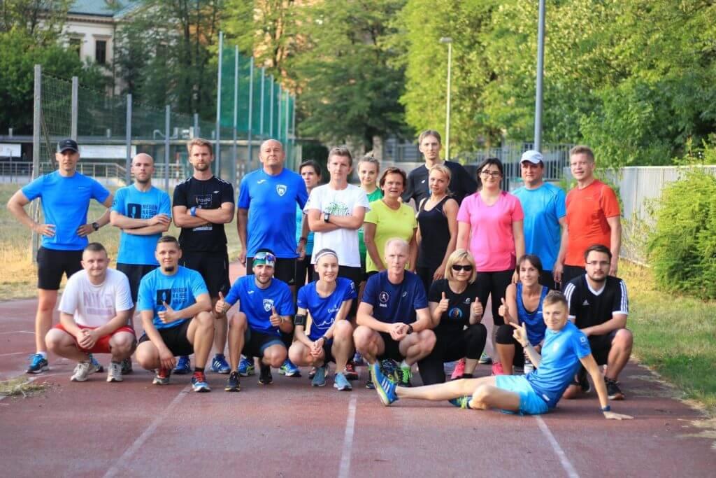 Treningi biegowe Kraków