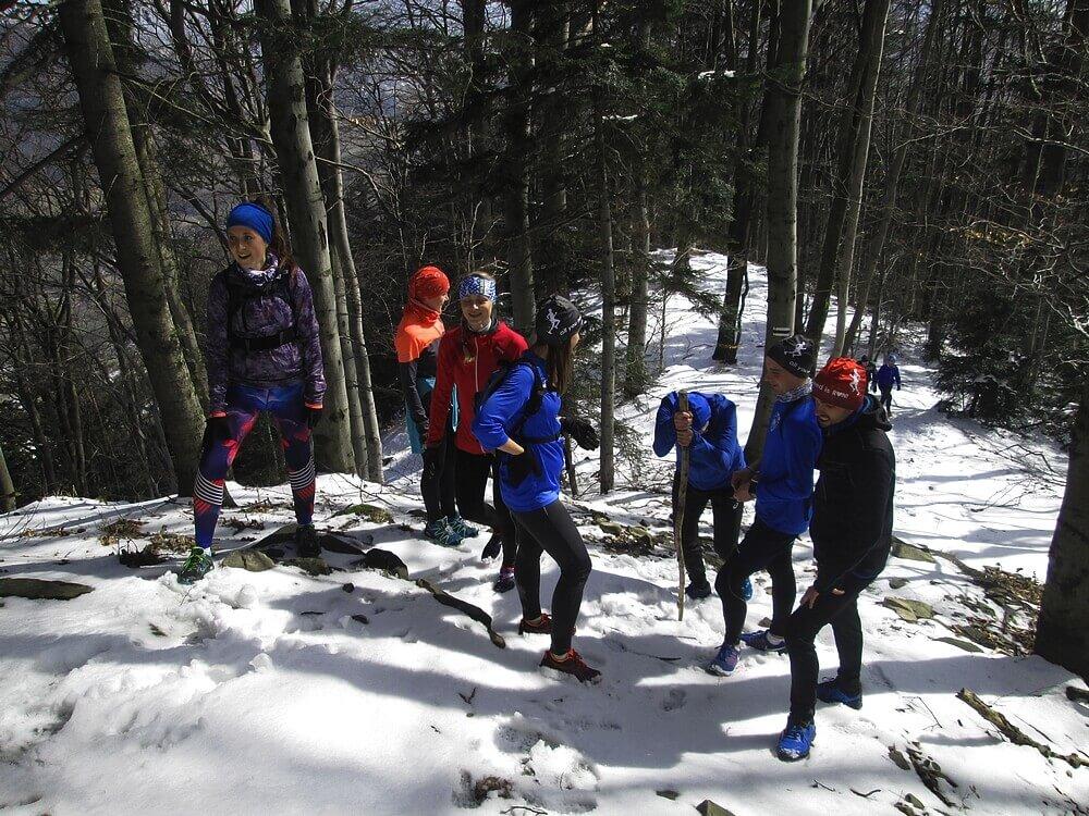 Obóz biegowy ITMBW