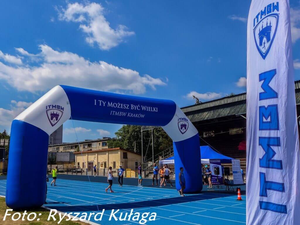 Blue League - zawody lekkoatletyczne