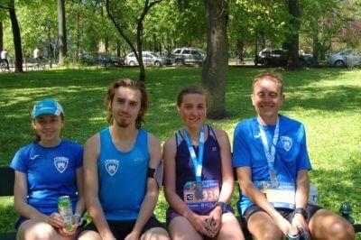 ITMBW na 17. PZU Cracovia Maraton