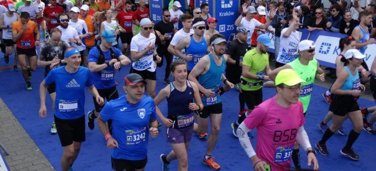 Weekend pełen wrażeń – 17. PZU Cracovia Maraton