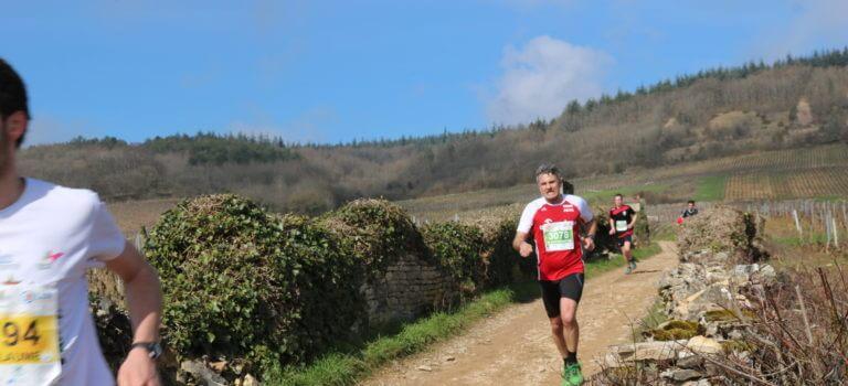 Marathon des Vins de La Cote Chalonnaise, czyli bieg we Francji