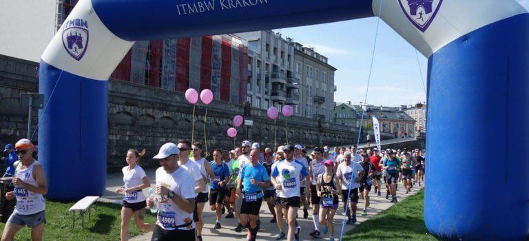 Zwycięstwo w klasyfikacji drużynowej 17. PZU Cracovia Maraton!