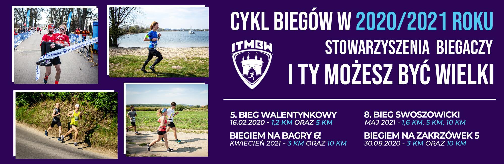 Cykl biegów ITMBW Kraków