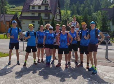 Gorce 2020 – obóz biegowy ITMBW